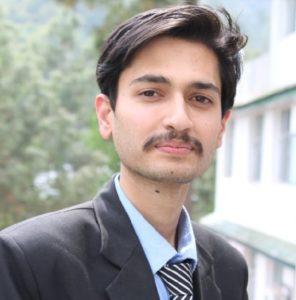 Rohit Sharma, MBA, Shoolini University