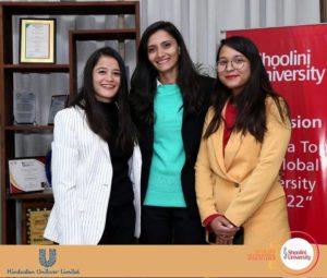 MBA Placement at Shoolini University, Preeti Prachi Sonali