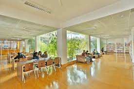 YKC Library at Shoolini University