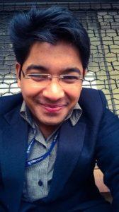 Ankit Dabral, B.Com, MBA, Shoolini University