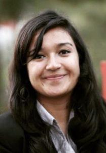Kriti Kailashi, an MBA Student at Shoolini University