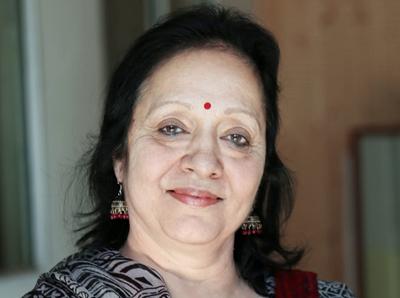 Poonam Nanda (Dean Students Affairs) -- MA (Eng. Lit.), Panjab University; BA (English Lit.)