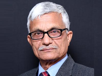 Dr. YS Negi (Dean of Agriculture) -- Ph.D. (University of California, Berkeley), M. Phil & M.Sc.