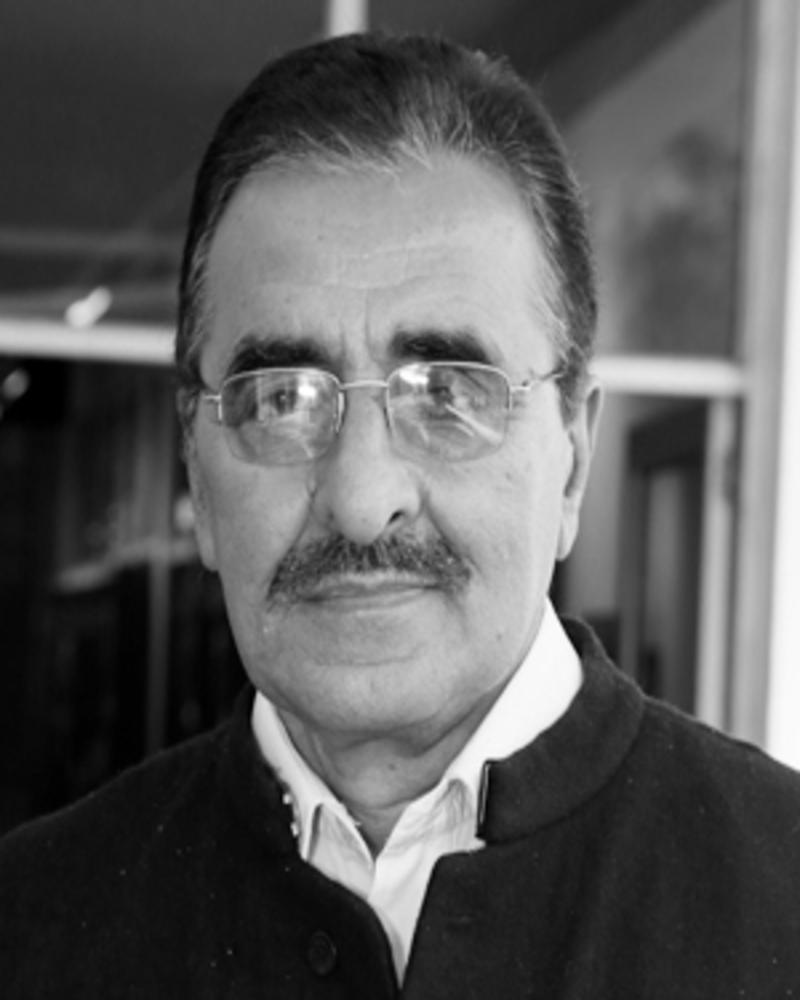 Justice Surinder Singh Thakur