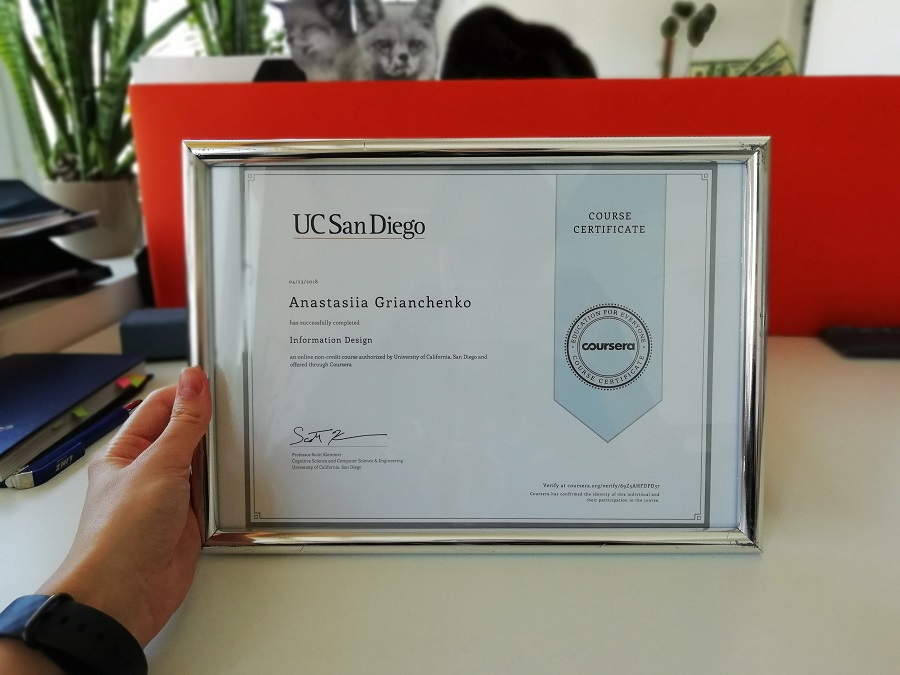 Coursera Certifications for Students to UpSkill