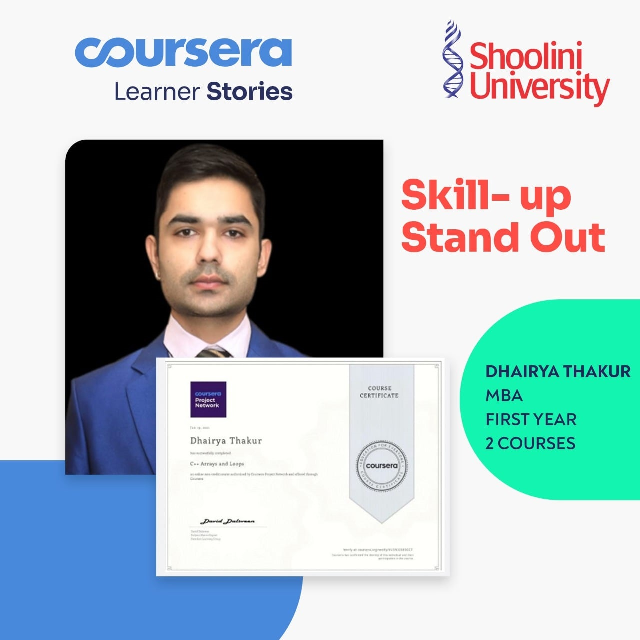 Coursera Certifications