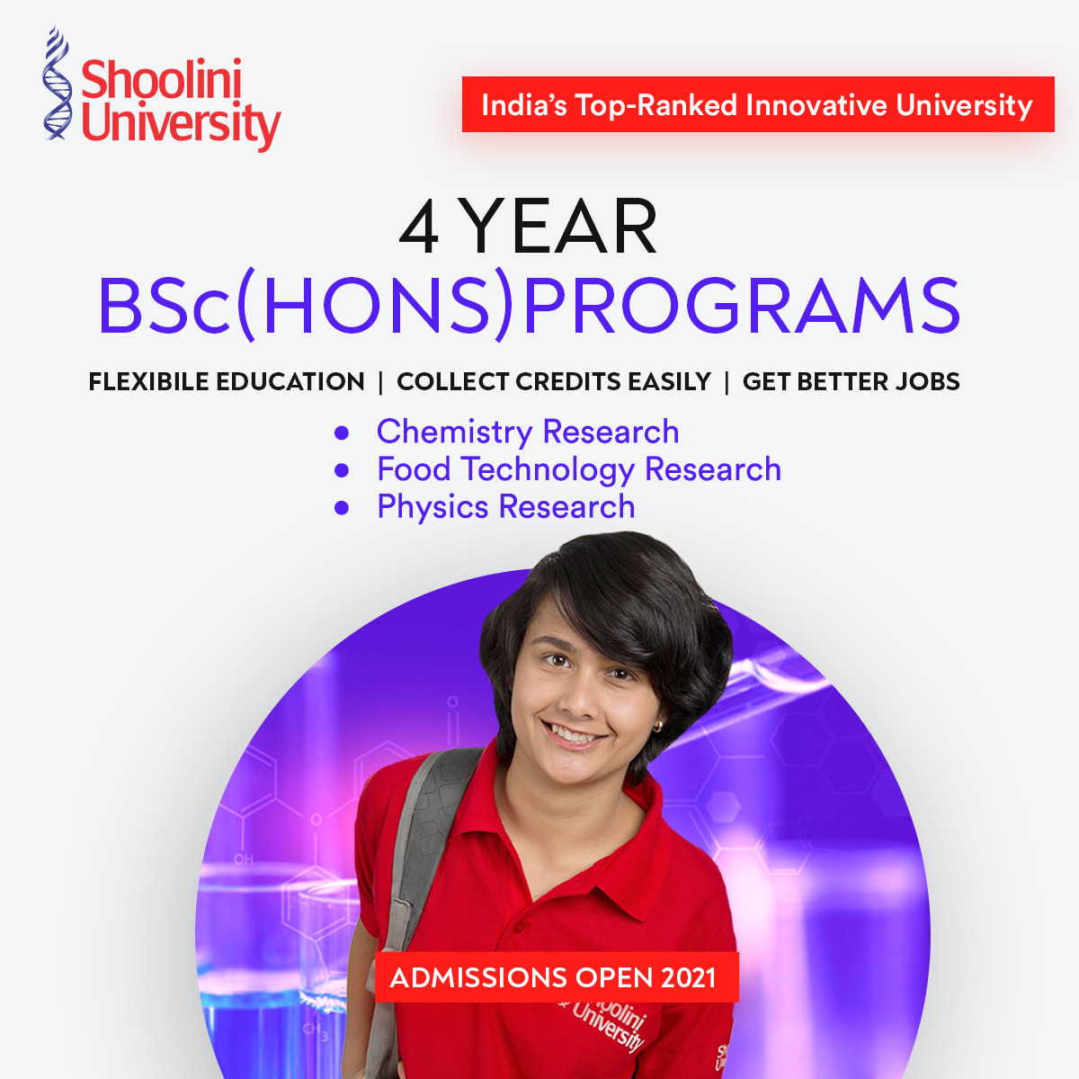 This year on, Shoolini to implement NEP